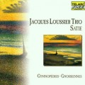 賈克路西耶三重奏 爵士薩提 Jacques Loussier Trio Plays Satie