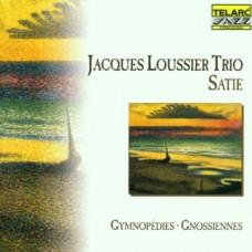 薩提:金諾佩底斯與格諾新內斯 Jacques Loussier Trio Plays Satie