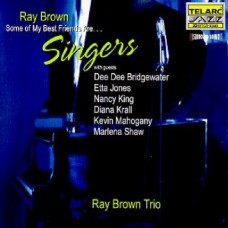 我最要好的歌手們Ray Brown Some of Best  Friends Are Singers