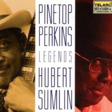 派恩塔.柏金斯/ 傳奇Pinetop Perkings/ Legends, Hubert Sumlin