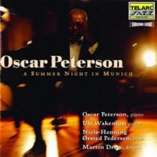 慕尼黑的夏夜Oscar Peterson - A Summer Night in Munich