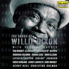 藍調傳奇之歌—向威利‧狄克森高唱The songs of Willie Dixon with special guests