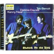 塔布‧班華、黛比‧戴維斯、肯尼‧尼爾 : 思鄉之路Benoit, Davies Neal : Homesick for the road