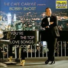 鮑比.蕭特─柯爾.波特情歌選 Bobby Short / You're The Top: Love Songs of Cole Porter