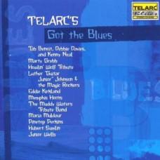 上青的藍調Telarc Blues Sampler