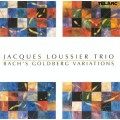賈克.路西耶三重奏/巴哈:郭德堡變奏曲 Jacques Loussier Trio . Bach's Goldberg Varitations