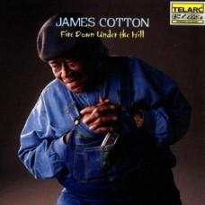 山丘下之火James Cotton-Fire Down Under the Hill