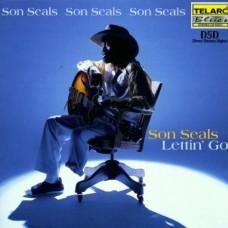 桑.席爾斯-瀟灑而去Son Seals Lettin' Go