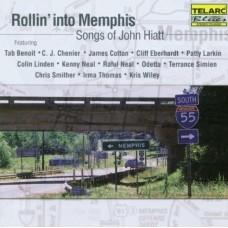 約翰.海岳 : 前進孟斐斯/約翰.海岳之歌John Hiatt : Rollin'into Memphis - Songs of John Hiatt