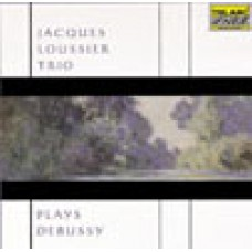 賈克.路西耶 : 即興印象---德布西Jacques Loussier : Trio Plays Debussy