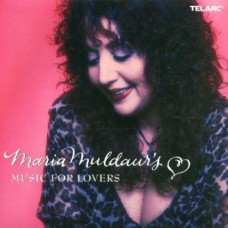 瑪麗亞.馬爾道 : 藍調真情歌Maria Muldaur : Maria Muldaur's Music for Love