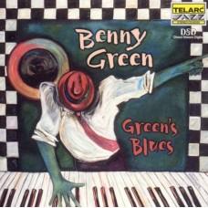 班尼.葛林 / 葛林藍調Benny Green.Green's Blues