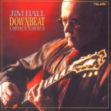 吉姆‧霍爾Down Beat 首選Jim Hall.Downbeat Critics' Choice