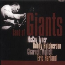 巨匠國度/ 麥考‧泰納 Mccoy Tyner.Land Of Giants