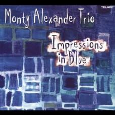 藍色印象Monty Alexander Trio.Impressions In Blue