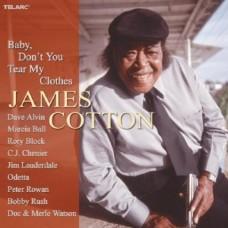 詹姆士.柯頓/寶貝,別扯我的衣服 James Cotton Baby,Don't You Tear My Clothes