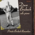 戴夫.布魯貝克 ─ 私密回憶 Dave Brubeck.Private Brubeck Remembers