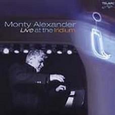蒙帝.亞歷山大 鋼琴 「銥元素」現場Monty Alexander ─ Live at the Iridium