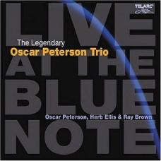 奧斯卡.彼德森三重奏 / 藍調俱樂部現場演奏全集Oscar Peterson Live at The Blue Note