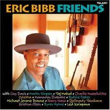 藍調好友/ 艾瑞克.畢比 Eric Bibb Friends