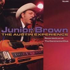 朱尼爾‧布朗/ 奧斯汀經驗 Junior Brown/ the Autin Experience