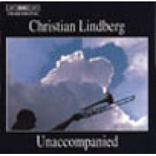 巴哈、泰勒曼、沙登斯坦:獨奏的林柏格 Christian Lindberg Unaccompanied