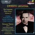 雷果納:鋼琴作品全集第四集 Lecuona:Complete Piano Music, Vol. 4 (Thomas Tirino)