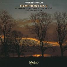 辛普森:第九號交響曲Robert Simpson:Symphony No.9 Bournemoyth Symphony Orchestra/Vernon Handley