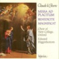 雷頌:聖母頌歌、降福經、彌撒曲Claude Le Magnificat .Benedicite.Missa Ad Placitum Choir Of New College , Oxford/Edward Higginbottom