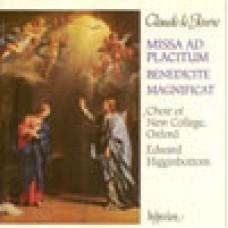 雷頌:聖母頌歌、降福經、彌撒曲Claude Le Magnificat .Benedicite.Missa Ad Placitum Choir Of New College , Oxford/Edward Higginbottom