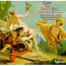 塔替尼:《魔鬼的顫音》小提琴奏鳴曲等。Tartini The Devil,s Trill And Other Violin Sonatas The Locatelli Trio