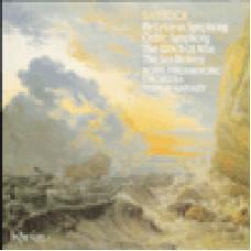 班托克:克爾特交響曲/海布里地群島交響曲 海盜/交響詩《阿特拉斯山的女巫》Bantock Celtic & Hebridean Symphonies / The Witch of Atlas