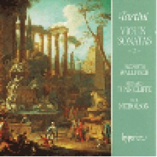 塔替尼:小提琴奏鳴曲第2集Tartini Violin Sonatas - 2 / The Locatelli Trio