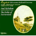 英國十八世紀鍵盤樂器協奏曲集English Eighteen-Century Keyboard Concertos
