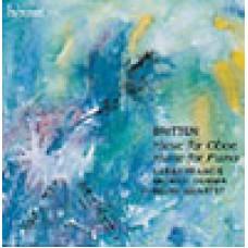 布瑞頓:雙簧管室內樂與鋼琴小品Britten : Music for Oboe and for Piano