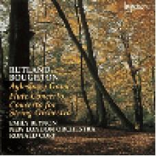包頓:《艾利斯布利競賽》∕長笛協奏曲∕弦樂團協奏曲Boughton : 《Aylesbury Games》/ Flute Concerto/ Concerto for String Orchestra