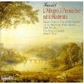 Handel : L'Allegro, il Penseroso ed il Moderato 韓德爾:《快板,沉思與中板》全曲