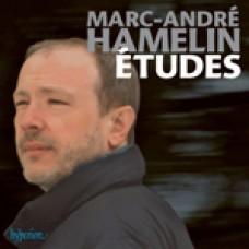馬克–安卓.艾莫林:12首小調練習曲、小夜曲、以最親密的思緒、凱西主題變奏曲 Hamelin:Etudes