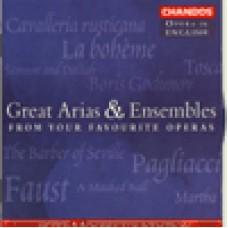 《摯愛的歌劇》選粹Great Arias&Ensembles >From Your Favourite Operas