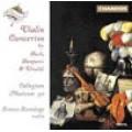 巴哈、邦波提 & 韋瓦第:小提琴協奏曲 Bach、Vivaldi & Bonporti:Violin Concertos (S. Standage)