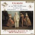 泰利曼:《丑角》組曲∕《烤肉》交響曲∕《艾爾斯特》序曲∕三把法國號與小提琴協奏曲
