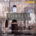 托賴里:協奏曲集TORELLI:CONCERTLS,Op.8-Collegium Musicum 90/Standage