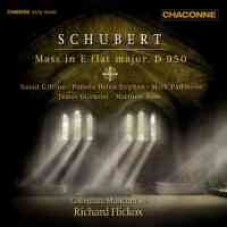 舒伯特:降E大調彌撒曲, D950 Schubert:Mass in E flat major, D950