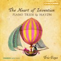海頓:創意之心∼鋼琴三重奏作品集  Haydn:The Heart of Invention (Piano Trios)