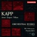 卡普家族管弦樂作品集Kapp: Kapp Family Orchestral Works