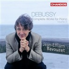 德布西:鋼琴作品集第三集 Debussy:Complete Works for Piano, Vol.3 (Bavouzet 巴佛傑, 鋼琴)