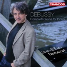 德布西:鋼琴作品集第四集 Debussy:Complete Works for Piano, Vol.4 (Bavouzet 巴佛傑, 鋼琴)