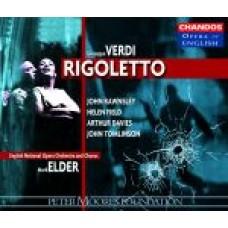 威爾第:歌劇《弄臣》Verdi: Rigoletto . Soloists / English National Opera Orchestra & Chorus / Elder