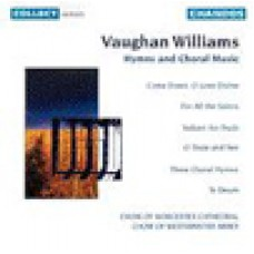 佛漢‧威廉士:頌歌與聖詠音樂Vaughan Williams: Hymns and Choral Music