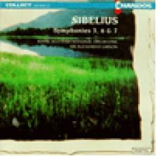 西貝流士:第三、六 & 七號交響曲 Sibelius:Symphonies 3, 6 & 7
